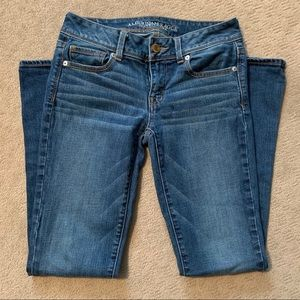 AMERICAN EAGLE OUTFITTERS Kick Boot Cut Jeans